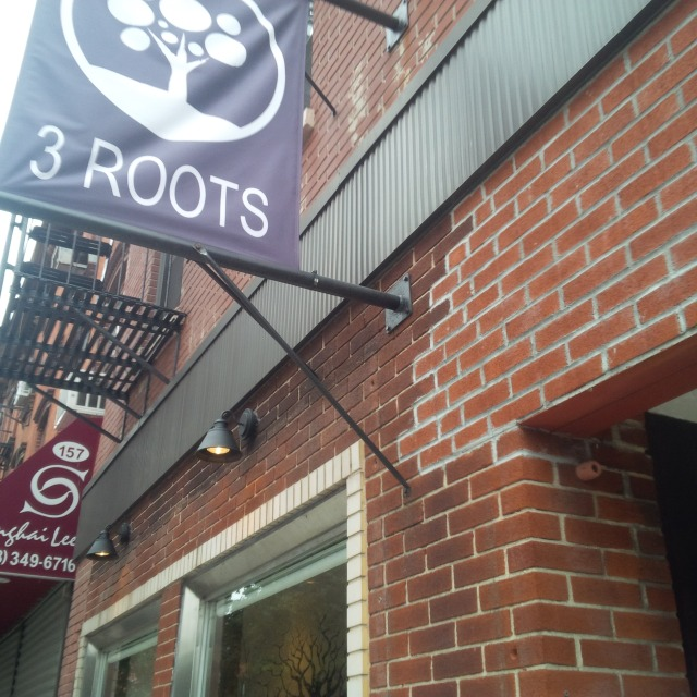 3 ROOTS, Greenpoint