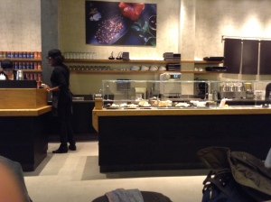 Food for tea pairing at teavana tea bar nyc